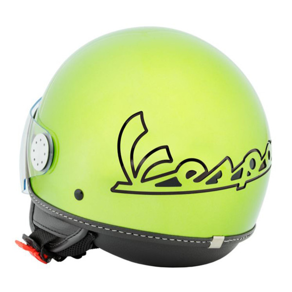 "Vespa ""Visor 3.0"" verde speranza 341/A Gr.XL"