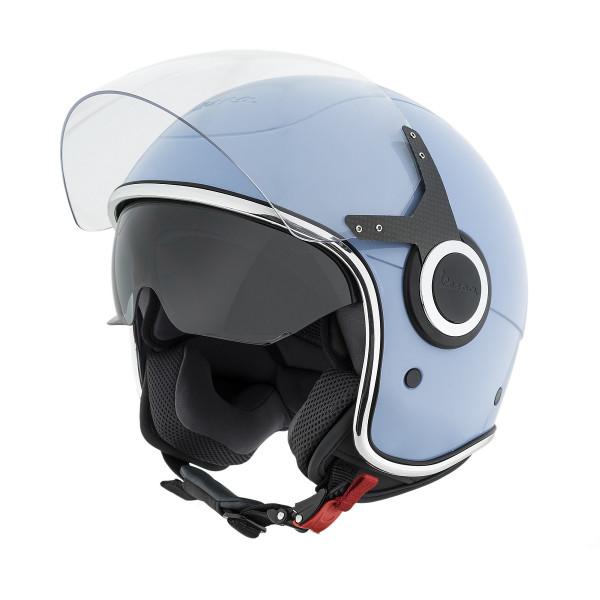 "Jet-Helm Vespa ""VJ"" azzurro incanto 279/A Gr.S"