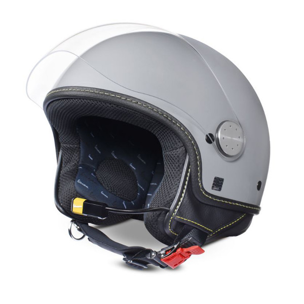 Jet-Helm Vespa Visor BT grigio 715/C Super Tech Gr.XL