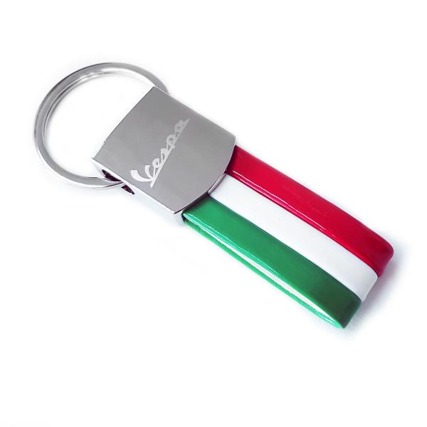 Schlüsselanhänger - VESPA Tricolor