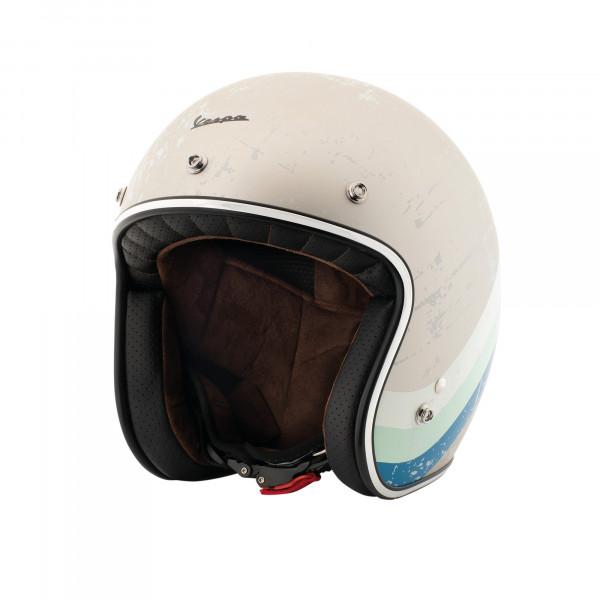 "Jet-Helm Vespa ""Heritage"" biancospino Gr.S"