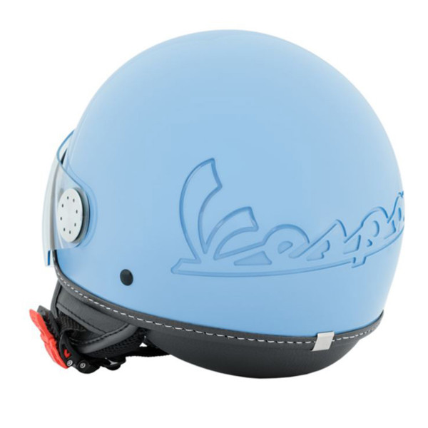 "Vespa ""Visor 3.0"" azzurro incanto 279/A Gr.XL"